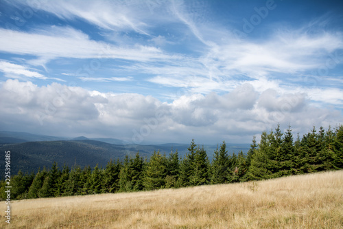 Harrachov - mountain, Krkonose