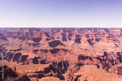 Foto op Aluminium Zalm Grand Canyon National Park, South Rim, Arizona, USA