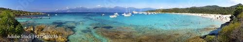 Panorama plage Lotu, Corse