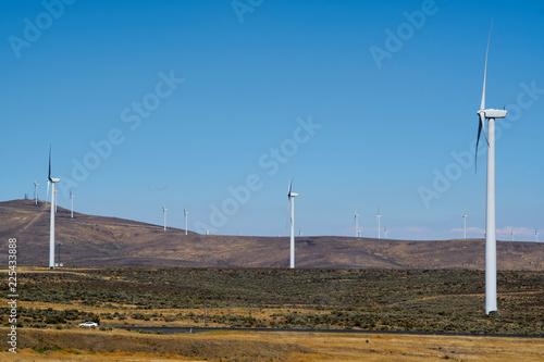 Fotografie, Obraz  Wind Power