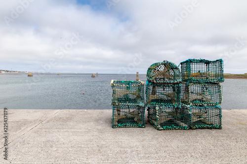 Photo  Inishmore Crab Pots