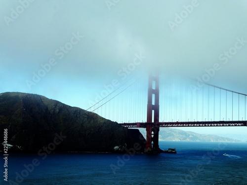 Zdjęcie XXL Most złotej bramy