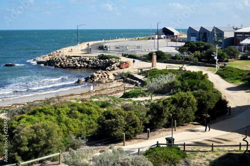 Foto op Plexiglas Oceanië View landscape and cityscape and seascape in Perth, Australia