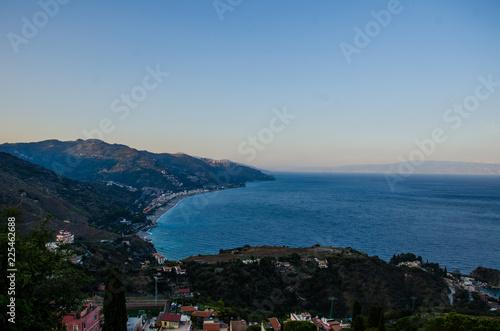 Paesaggio Taormina