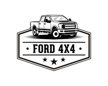 Ford F150 Pickup Truck Sign Sy...