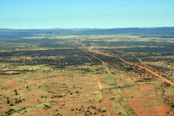 Australija, NT, Alice Springs, zaleđe