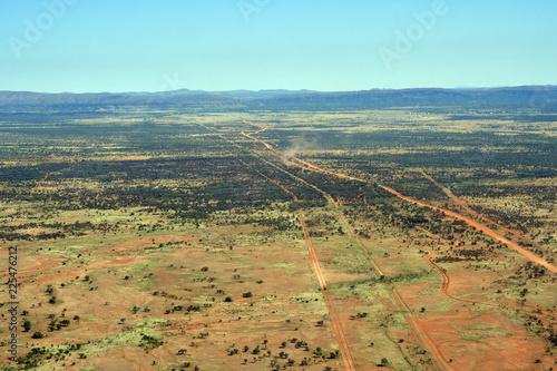 Staande foto Oceanië Australia, NT, Alice Springs, outback