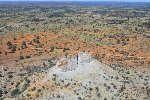 Foto op Plexiglas Oceanië Australia, NT, Chambers Pillar Historical Reserve