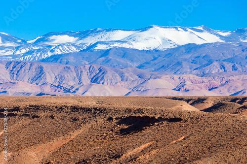 Fotografía  High Atlas Mountains