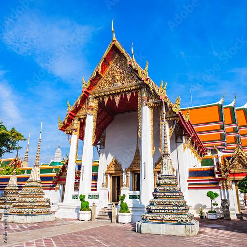 Foto  Wat Pho, Bangkok