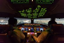 Asian Airline Pilots Were Oper...