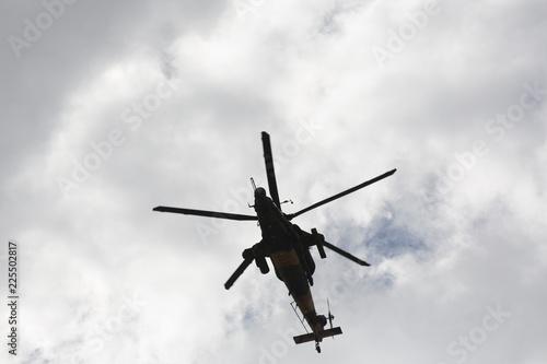фотография  askeri helikopter ,hava kuvvetleri güvenlik güçleri