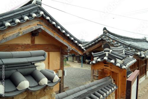 Foto op Aluminium Oude gebouw Yeongcheonhyanggyo Confucian School