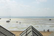 Low Tide Sea View