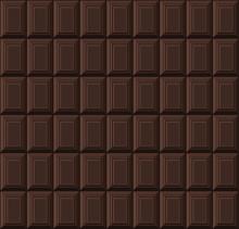 Black Chocolate Bar Seamless B...