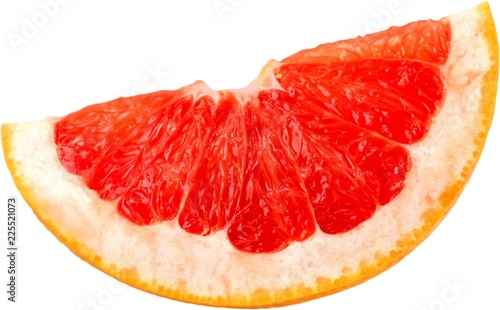 Grapefruit wedge Fototapeta