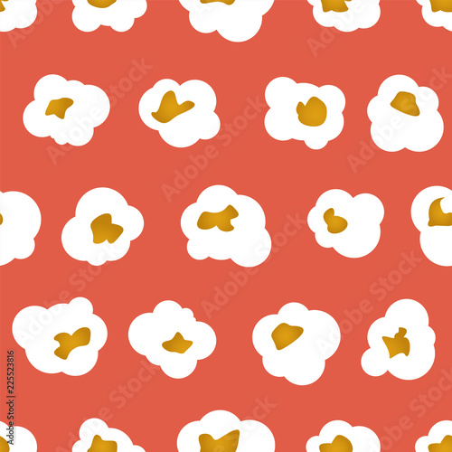Popcorn Wallpaper Buy This Stock Vector And Explore