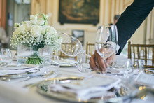 Luxury Catering Service In A Classical Elegant Location