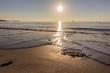 Fußabdruck im Sand - Ibiza