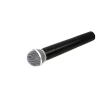 Wireless Microphone Isolated O...