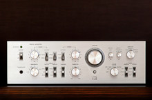 Vintage Audio Stereo Amplifier...