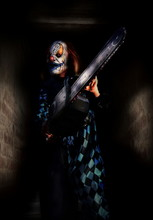Horror Scary Clown