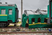Broken Train For The Simulatio...