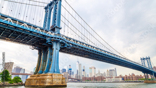 Photo  Manhattan Bridge