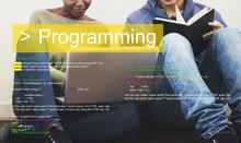 Programming Script Text Coding...