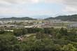 展望 眺望 絶景 空 山脈 夏 日本