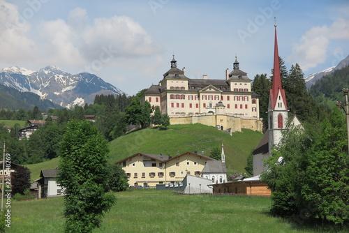 Plakat Zamek Wolfsthurn, Południowy Tyrol