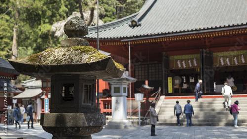 La pose en embrasure Lieu connus d Asie nikko