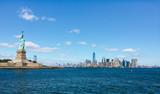 Fototapeta Nowy Jork - New York City Skyline