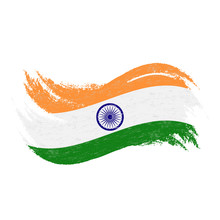 National Flag Of India, Design...