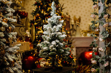Little Artificial Christmas Tr...