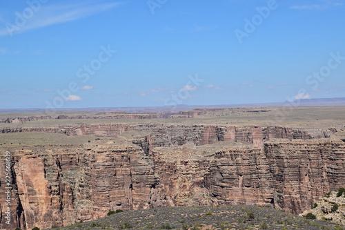 Keuken foto achterwand Verenigde Staten Grand Canyon View