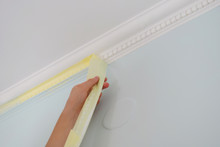 Remove Paper Masking Tape From...