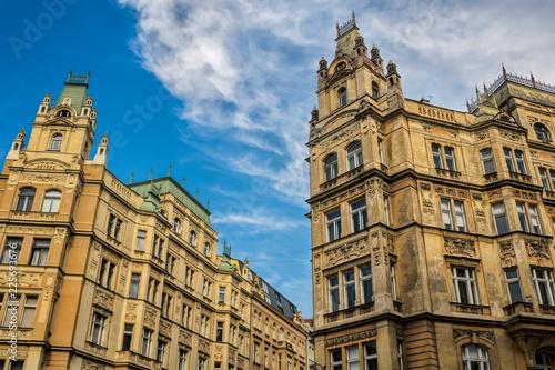 Staande foto Praag Prag, Josefstadt