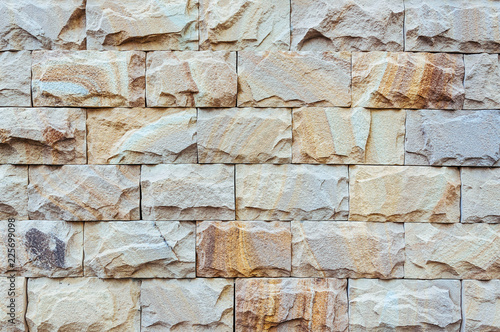 Foto op Aluminium Wand Background brick wall, the architectural design of houses, the background of natural