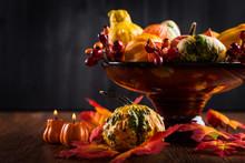 Thanksgiving And Halloween Sti...