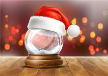 Vector Realistic Christmas Sno...