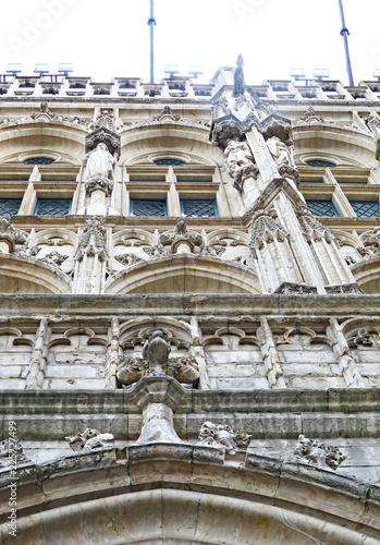 Foto op Canvas Brussel Bruselas, Bélgica, Europa
