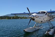 Wasserflugzeug Vancouver Kanada