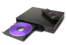 Blue Ray Player With Disk And ...
