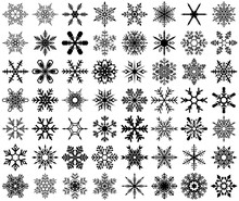 Snowflakes Set - Practical And...