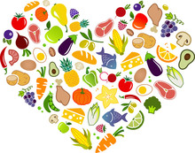 Well-balanced Diet Design - Ve...