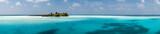Fototapeta See - Maldives - Panorama de l'île d'Hamza