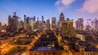 New York City Morning Time Lapse