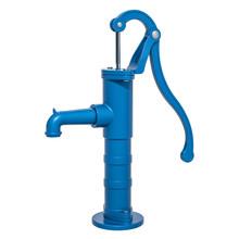 Hand Water Pump, 3D Rendering