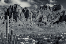 The Superstition Mountains, Arizona